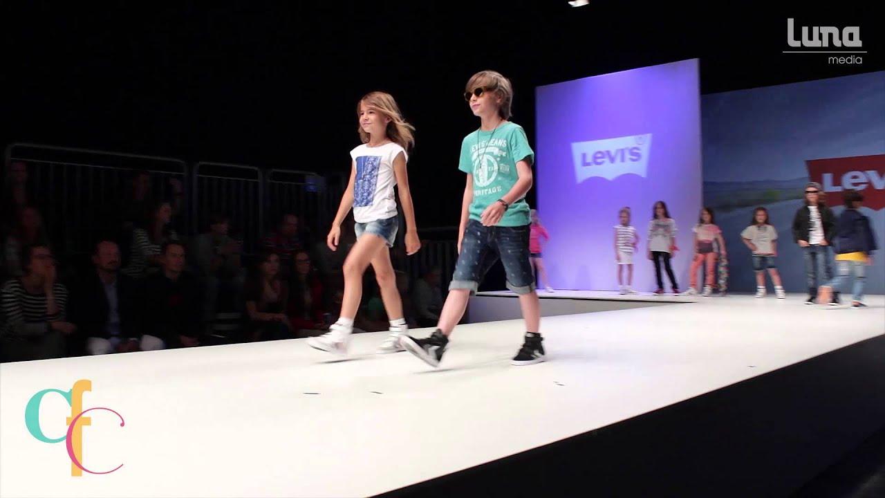 Levi 39 S Kids Fashion Show Ss15 At Children 39 S Fashion Cologne July 2014 Youtube