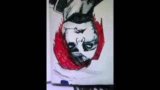 watch how to draw gerard way chibi style step 7 lessons and draw by