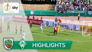 Wormatia Worms - SV Werder Bremen 1:6   Highlights - DFB-Pokal 2018/19 - 1. Runde