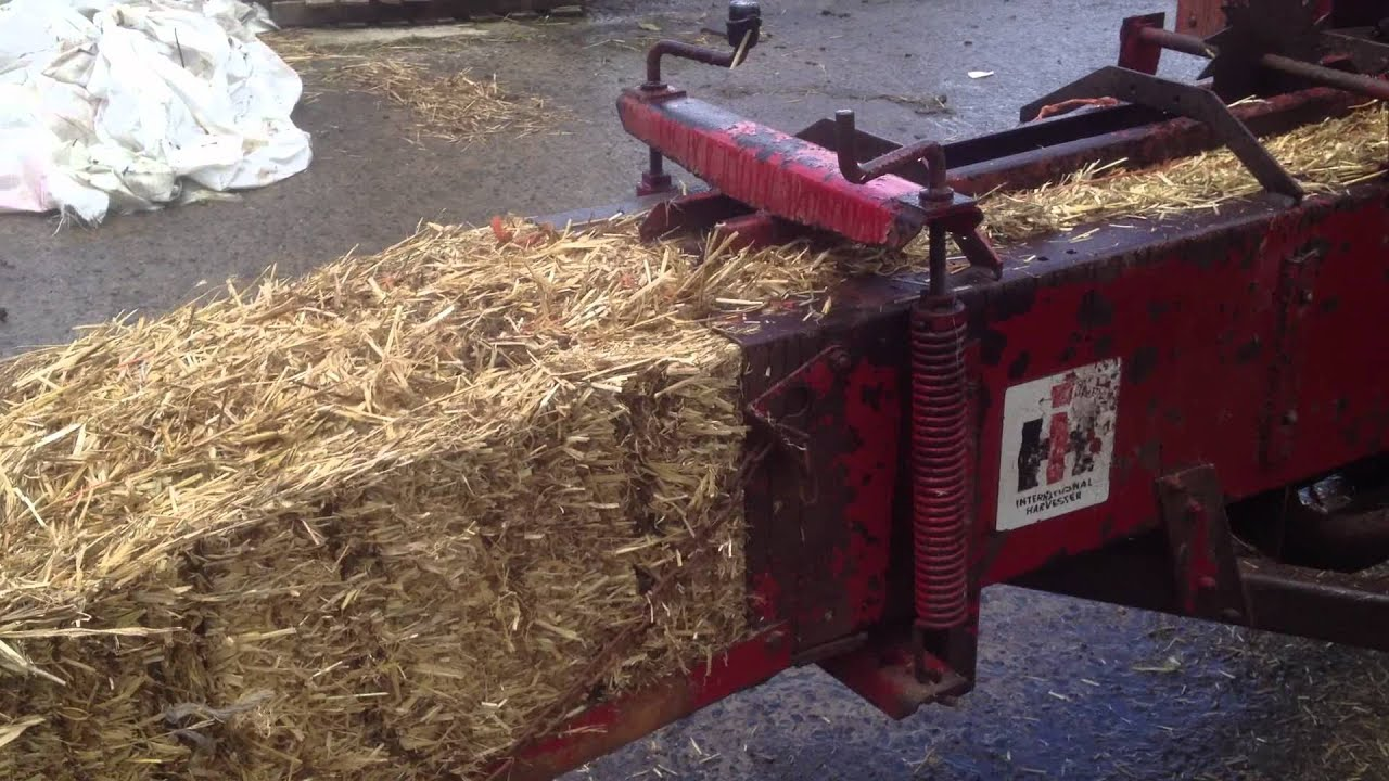 how to make a baler