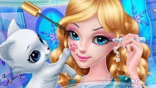 Fun Ice Princess Teen Sweet Sixteen Makeup Beauty Spa Dress Up Makeover Kids & Girls Games
