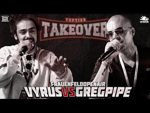 VYRUS vs GREGPIPE   FRAUENFELD OPENAIR