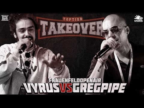 VYRUS vs GREGPIPE
