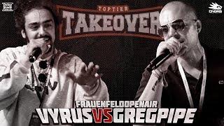 VYRUS vs GREGPIPE | FRAUENFELD OPENAIR
