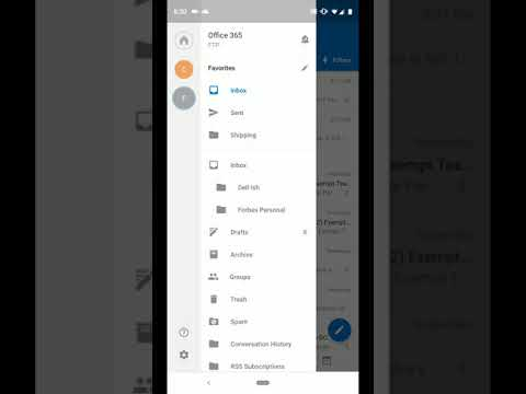 Outlook App Contacts Sync
