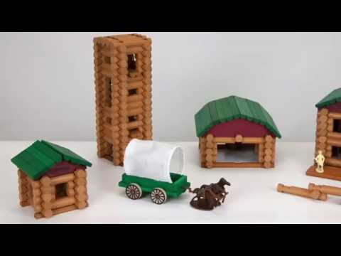 Lincoln Logs: Collector's Edition Homestead