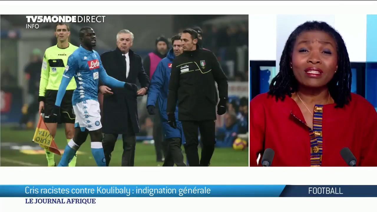 Page sport : le racisme dans le football. Dernière victime en date : Kalidou Kolibaly