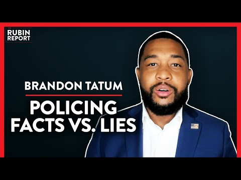 Ex-Police Officer: The Myth Of Racism & Policing (Pt. 2) | Brandon Tatum | POLITICS | Rubin Report