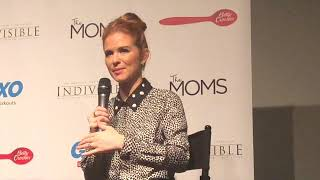 Sarah Drew Talks Leaving Greys, New Movie Indvisible + More