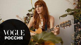 Звезды на карантине Муся Тотибадзе исполняет песню Тебя под акустическую гитару
