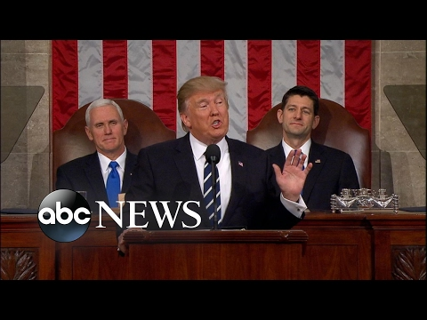 Trump Congress Speech on Economic, Tax Reform | ABC News
