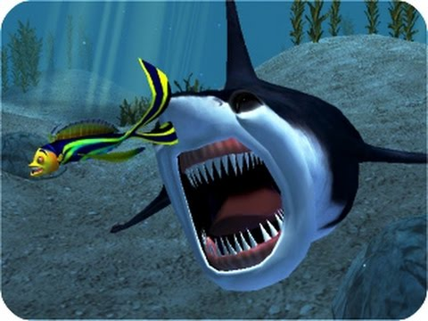 Shark Tale All Bosses | All Chase Scenes (PS2, XBOX, Gamecube)