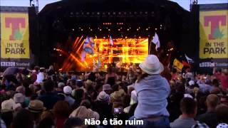 The Killers - Human (Reprise) | Bling (Confession Of A King) [Live HD] Legendado PT-BR