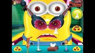 Миньоны Игры—Гадкий Я Доктор—Мультик Онлайн Видео Игры Для Детей 2015 Minions(Привет! Я счастлива, что нас становится всё больше и больше:) Вы здесь,а значит Вы - настоящий друг канала..., 2015-09-10T07:18:01.000Z)