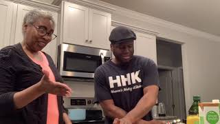 In the Kitchen with Granna|Make cheese with us