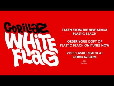 Gorillaz - White Flag (Official Audio)