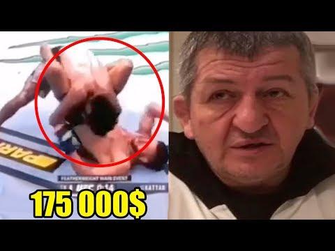 ОГООО! Нурмагомедов выступил с ЗАЯВЛЕНИЕМ / Магомедшарипов объяснил слабый 3 раунд