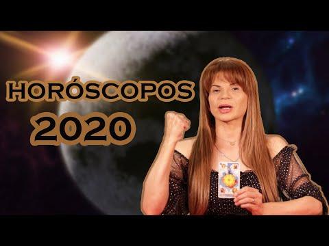 #HORÓSCOPOS DEL #AÑO2020