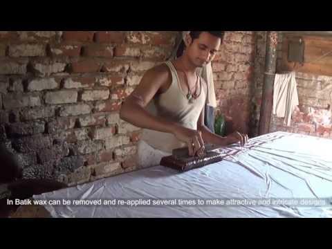 Hand Batik Print - Gujarat