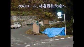 【4WD林道ドライブ】上野大滝線&双子山、矢久峠林道