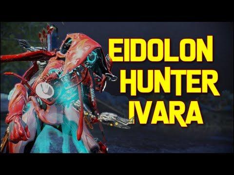 Breaking the Meta: Using Ivara on the Eidolon Hunt!
