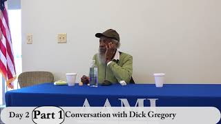 Gambar cover Conversation with Dick Gregory Day 2 Part 1