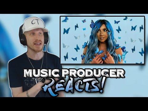 Music Producer Reacts to Gabbie Hanna – Butterflies
