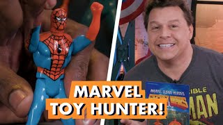 Discover 4 Excellent 80s Marvel Toys | Earth's Mightiest Show
