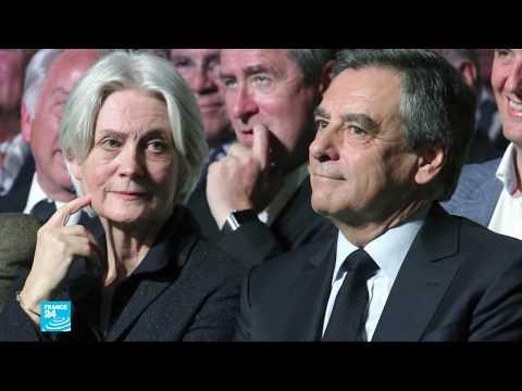 رئيس الوزراء الفرنسي السابق فيون وزوجته أمام القضاء مجددا في قضية الوظائف الوهمية  - نشر قبل 1 ساعة