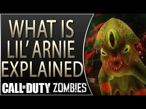 What Are Lil Arnies Explained | Lil Arnies Backstory | Shadows Of Evil Storyline