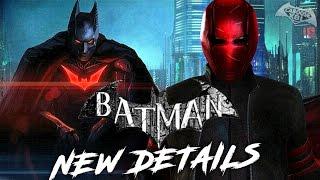 New Batman Game Details Leaked?! Villains, Side Missions & More!