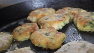 COOK WITH ME (FISH CAKES (P1) | MARWA CHEBBI
