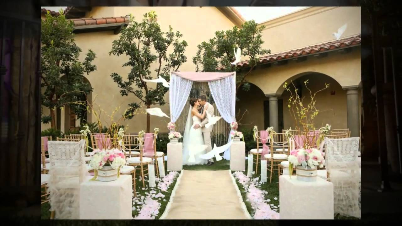 mission viejo country club wedding youtube