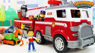 Download Toy Learning Video for Kids with Paw Patrol Ultimate Rescue Vehicles! Mp3 and Videos