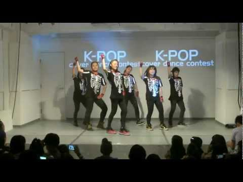 2012 K-POP Cover Dance Contest Guest (Vanilla)SHINee - Ring Ding Dong