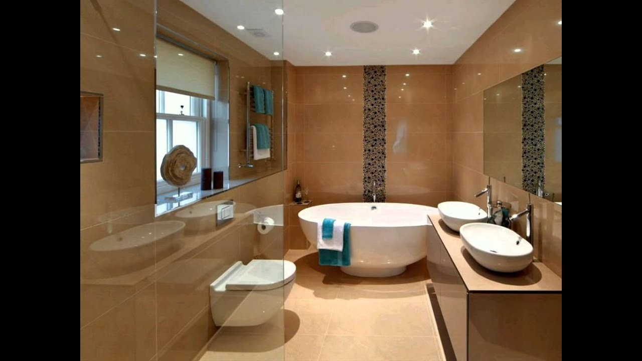 Superieur The Most Amazing Bathroom Design Ideas U0026 Awesome Decorations!!   YouTube