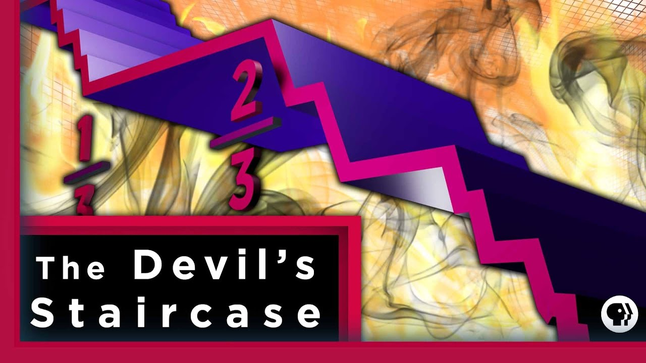 The Devil's Staircase | Infinite Series