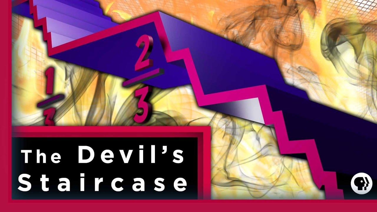 The Devil's Staircase | Infinite Series