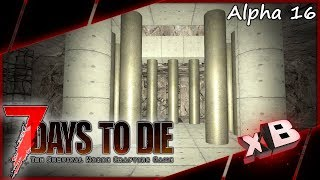 New Base Place! :: 7 Days to Die   Alpha 16 :: E14