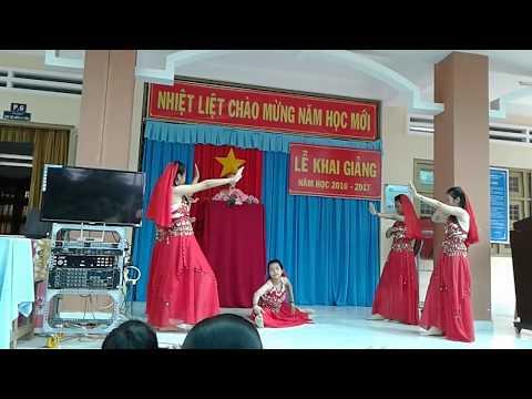 Nhảy Ấn Độ Made in indea - Trường THCS Mỹ Lương