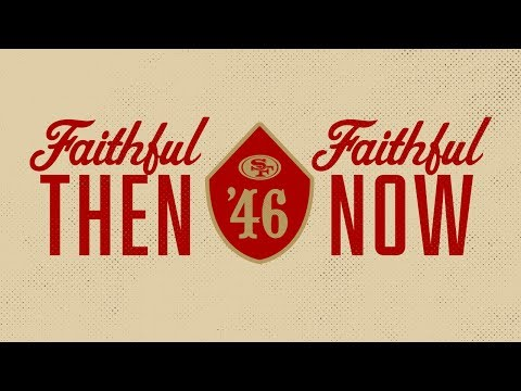 49ers Faithful: Then and Now