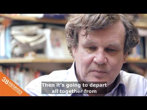 Peter Oborne: On HSBC & leaving the Telegraph (EXCLUSIVE)