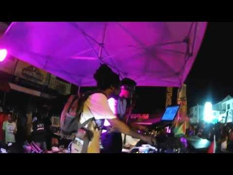 DJMoreMoney and ZJAlkapone outta Afrikan Vybz in New Amsterdam, Berbice, Guyana PART 3