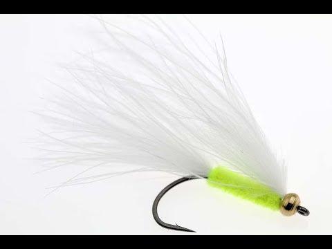 Fluebinding: Herning fluen/Cats whisker