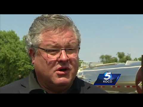 Oklahoma company affected by Texas gas crisis