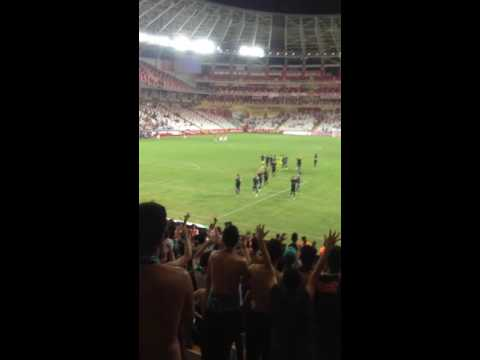 Konyaspor Antalyaspor Maç Sonu Antalyanın Göt Olduğun An :)