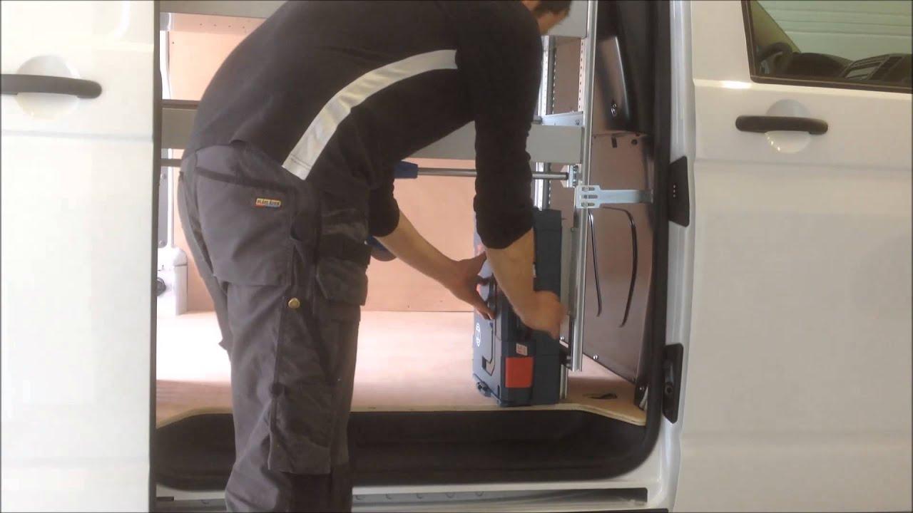 Très Aménagement T5 L2 Volkswagen Transporter Utilitaire équipement  ZO56