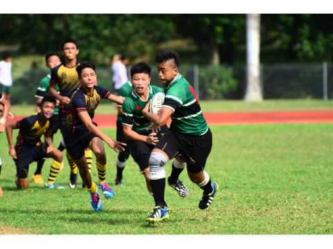 Raffles Rugby 2015 C Division