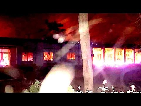 Doctors Without Borders Hospital Bombed During U.S. Airstrike