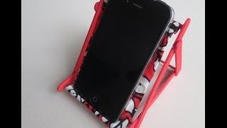 Diy - How To Make Cell Holder